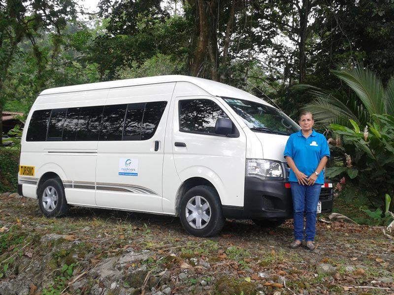 Hyundai Starex H1 Van